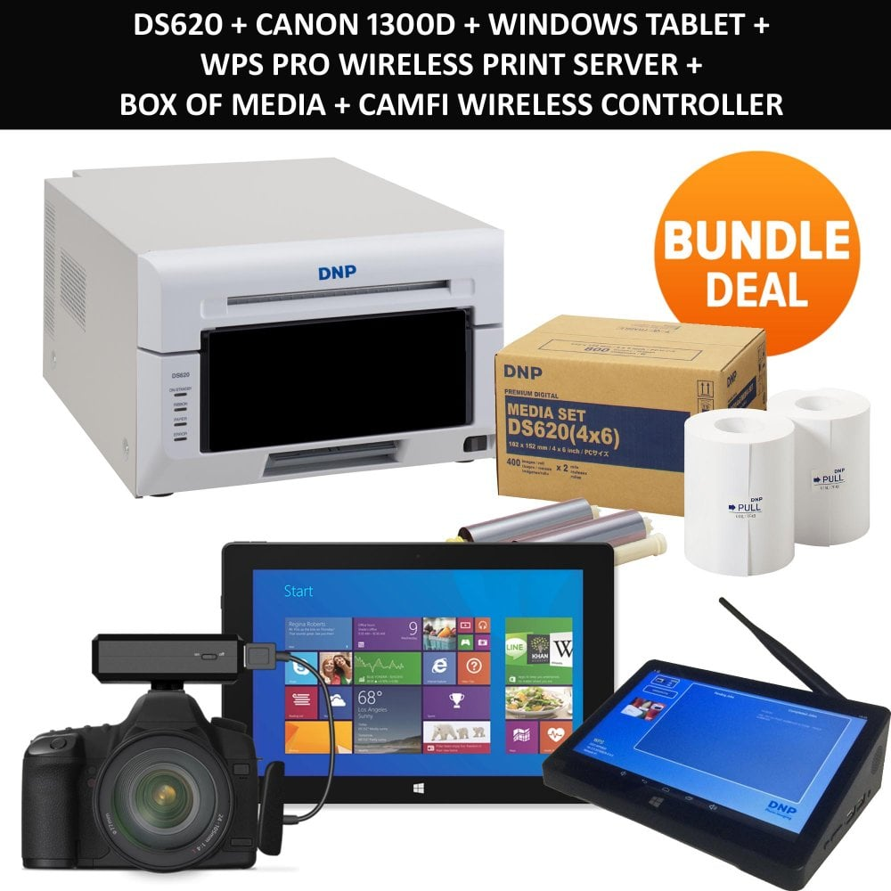 DS620 Wireless Studio Bundle 2