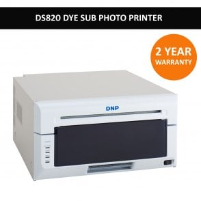 Dnp Ds620 6 Inch Roll Fed Dye Sublimation Printer Dlk Photo