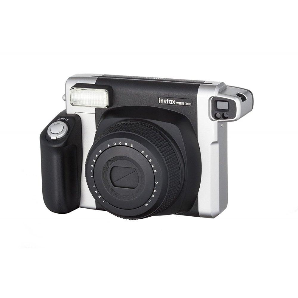 Fujifilm Fuji Instax Wide 300 Camera Film Shots Cameras Lenses Paper Single Pack